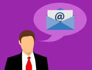 email probleem